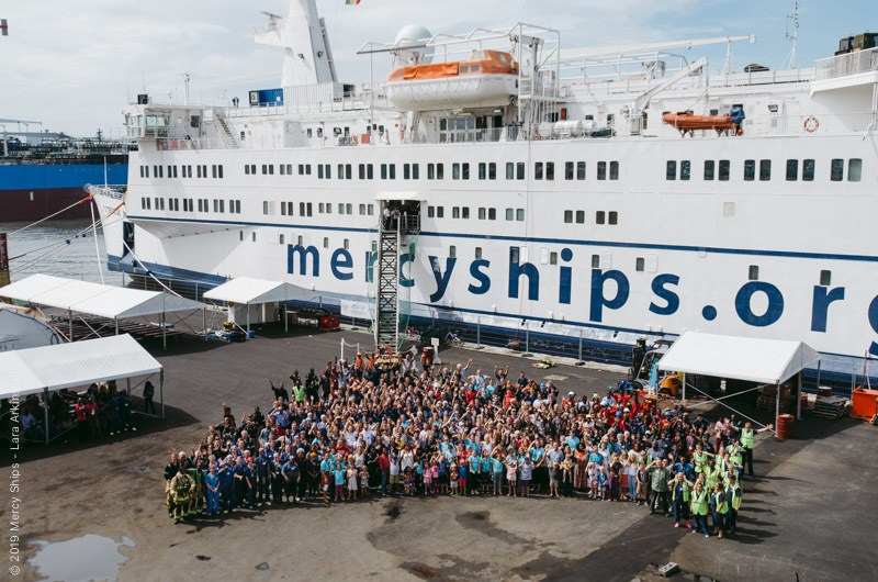 Mercy Ships Holland