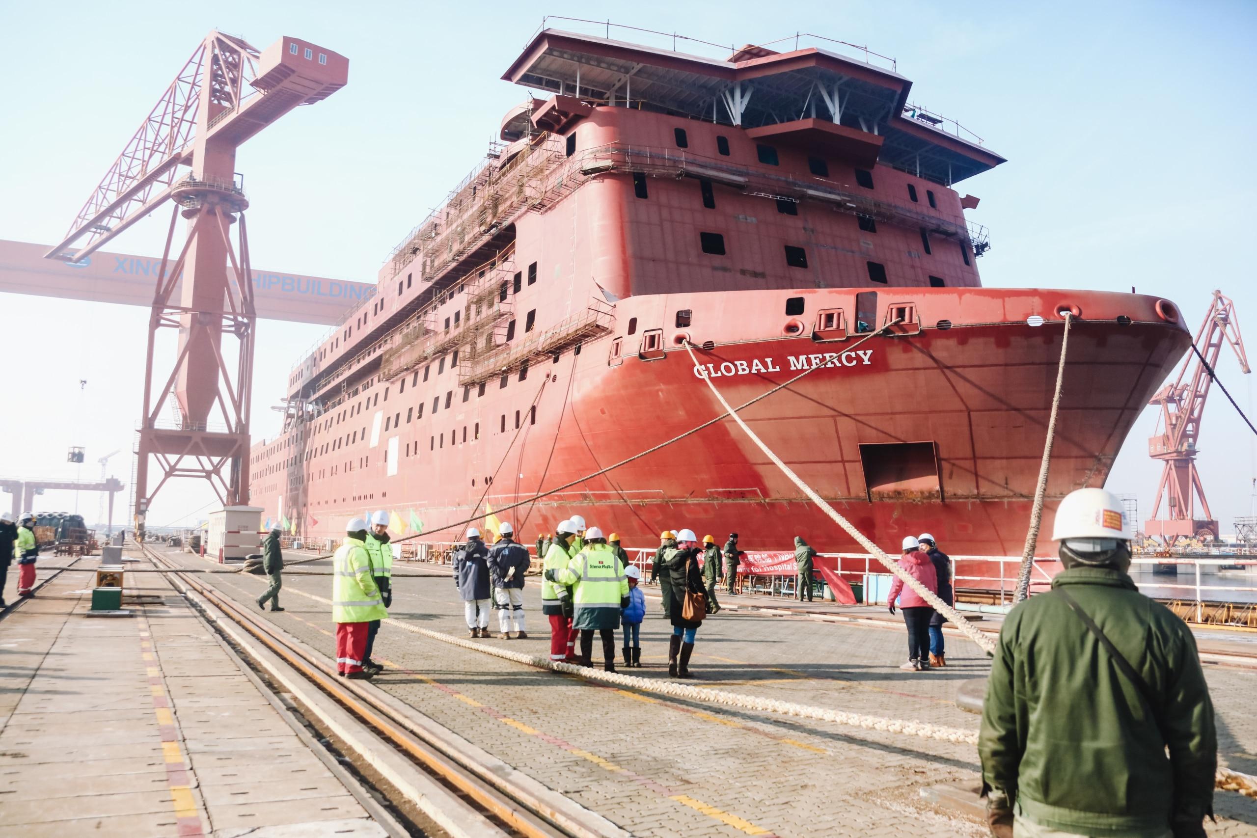 Mercy Ships Holland