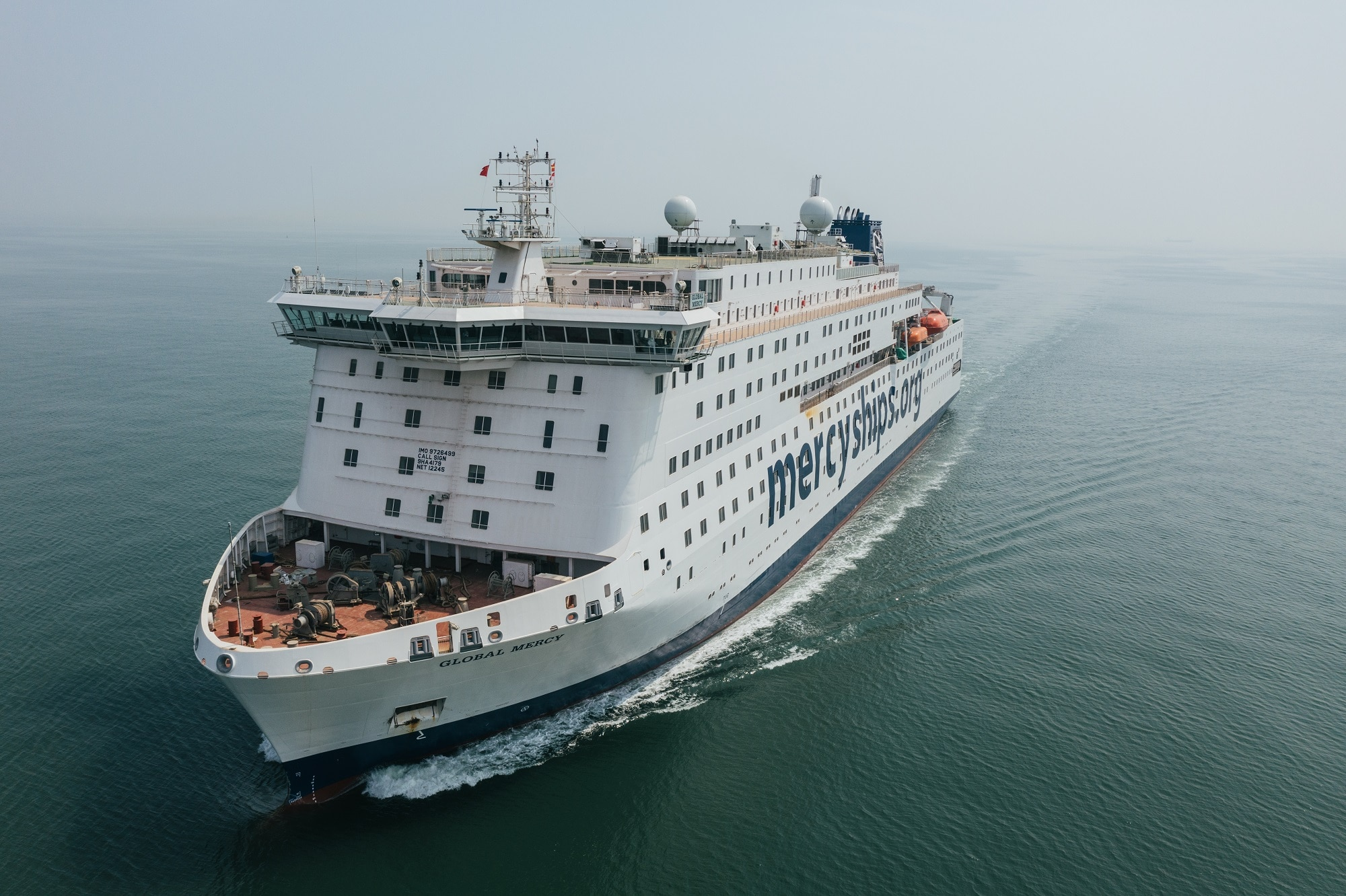 Stichting Mercy Ships Holland